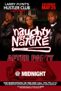 Naughty by Nature After Party